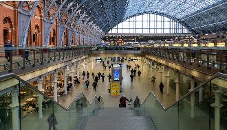 Technology-led cleaning at St Pancras International